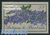 $3, Petrea Volubis, Stamp out of set