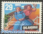 Oklahoma musical 1v