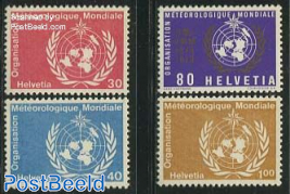 World meteorological organisation 4v