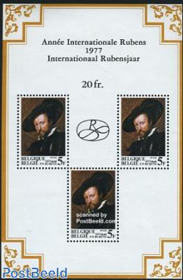 P.P. Rubens s/s