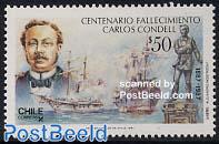 C. Condell 1v