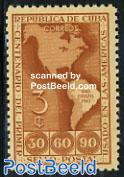 First Brazil stamps 1v