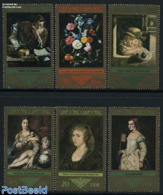 Paintings 6v