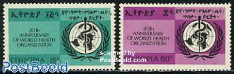 World health organisation 2v