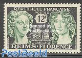 Reims/Florence 1v