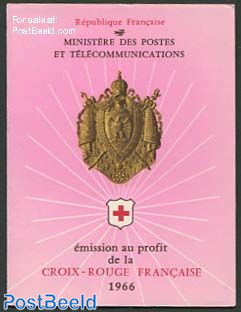 Red Cross booklet