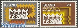 Islandia 73 exposition 2v