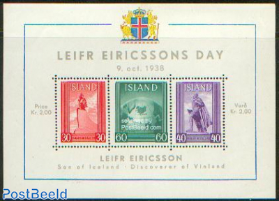 Leif Eriksson day s/s
