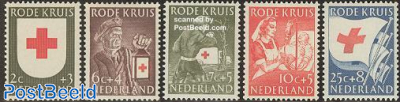 Red Cross 5v