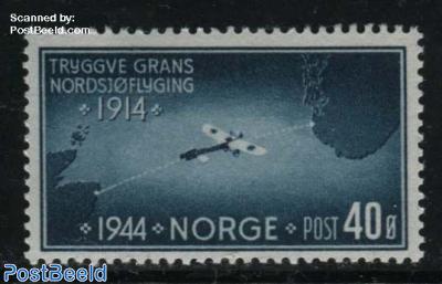 First Nordsea flight 1v