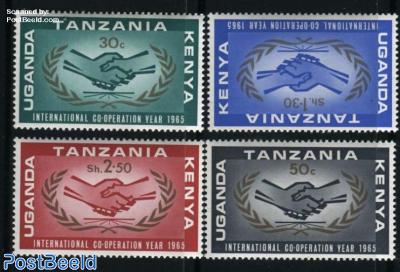 International co-operation 4v