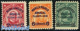 Arnacal flight 3v