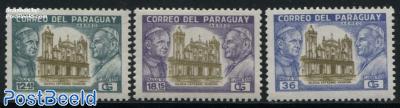 Pope 3v, airmail