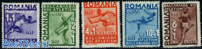 Balkan olympiade 5v