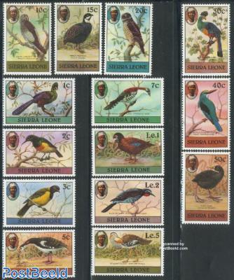 Birds 14v (without year)