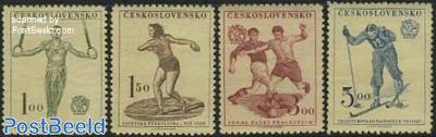 Sokol congress 4v