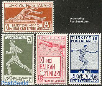 Balkan olympiade 4v