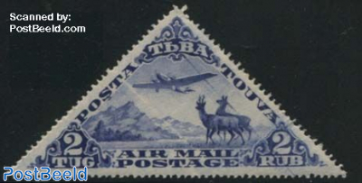 2T, 60x30mm, Stamp out of set
