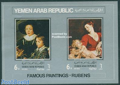 Rubens paintings s/s